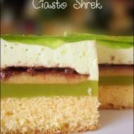 Shrek - zielone ciasto