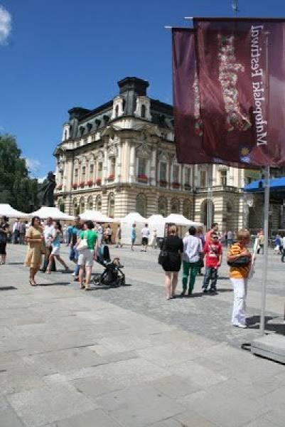 9 Małopolski Festiwal Smaku w Nowym Sączu