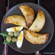 Empanadillas con pisto y atun, czyli pierożki z tuńczykiem i warzywami