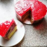 Ciasto/Tort Czerwony Kapturek.