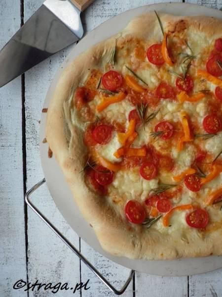 Pizza na kamieniu (najlepsza pizza)