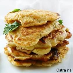 Kotlety śledziowe z ziemniakami – kuchnia śląska