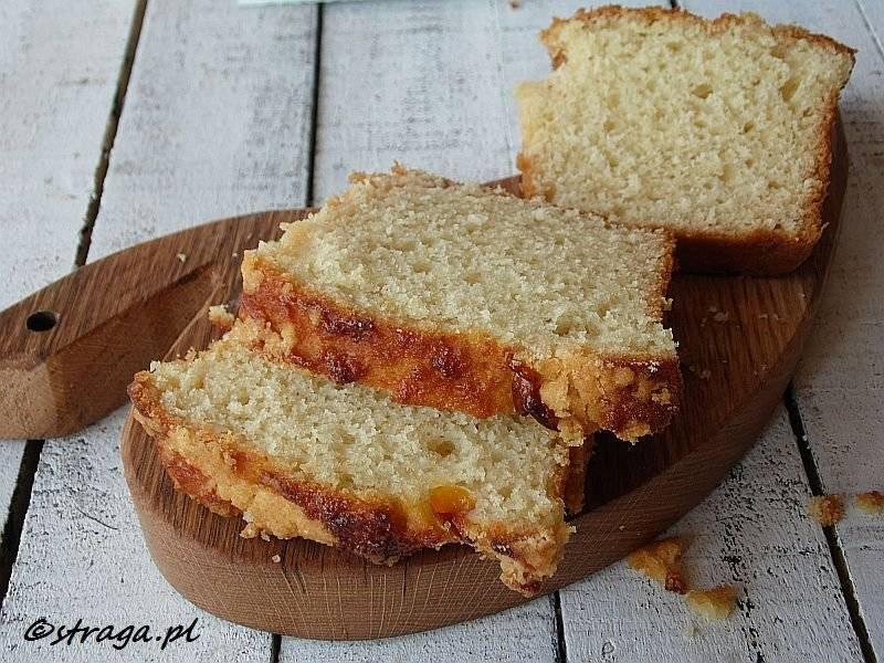 Ciasto drożdżowe sypane z kruszonką