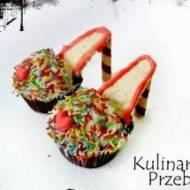 Kobiece babeczki, czyli muffiny a'la szpileczki