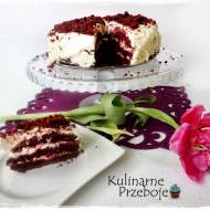 Red Velvet Cake – czerwone ciasto z kremem