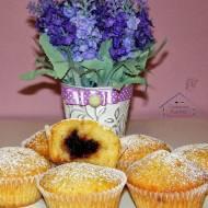 Muffiny z aronią