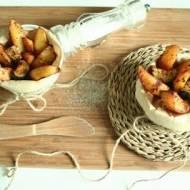 Zapiekane ziemniaki z cukinią
