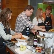 Combry jagnięce - najlepsze danie Akademii Smaku