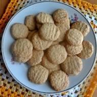 Ciasteczka kokosowe.