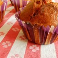 Muffiny cytrynowe z cukinią