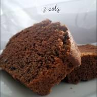 Czekoladowe ciasto z colą