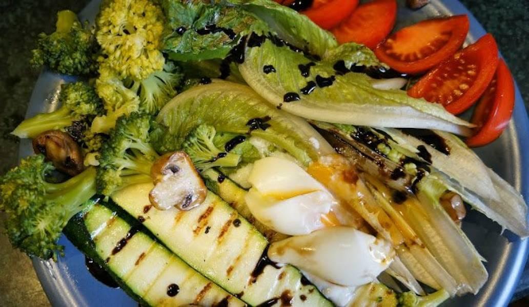 Propozycja na wegetariański obiad