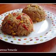 Kuskus- szybki obiad ;)
