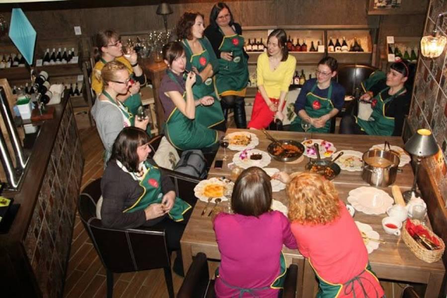 Warsztaty kuchni hiszpańskiej w ROTONDO - 19.11.2013, Poznań.