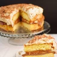 Ciasto Krówka najprostsze i najlepsze
