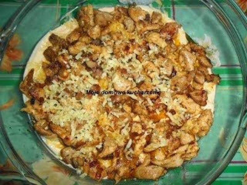 Danie z piekarnika czyli zapiekanka kebab gyros