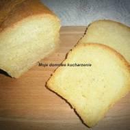 Chleb kukurydziany na poolish czyli polskim rozczynie drożdżowym