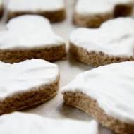 Cynamonowe ciasteczka. / Cinnamon cookies.