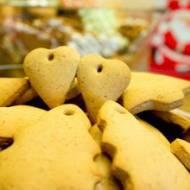 Pierniczki last  minute. / Last minute gingerbreads.