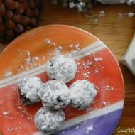 Piernikowe kuleczki + Test trzcinowego cukru pudru Diamant