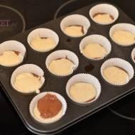 Muffinki waniliowo rumowe