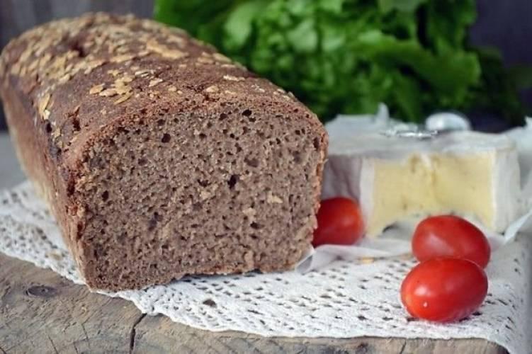 Chleb żytni zwany Chlebem Radzieckiego Żołnierza