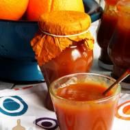 Puree pomarańczowe z dodatkiem wanilii