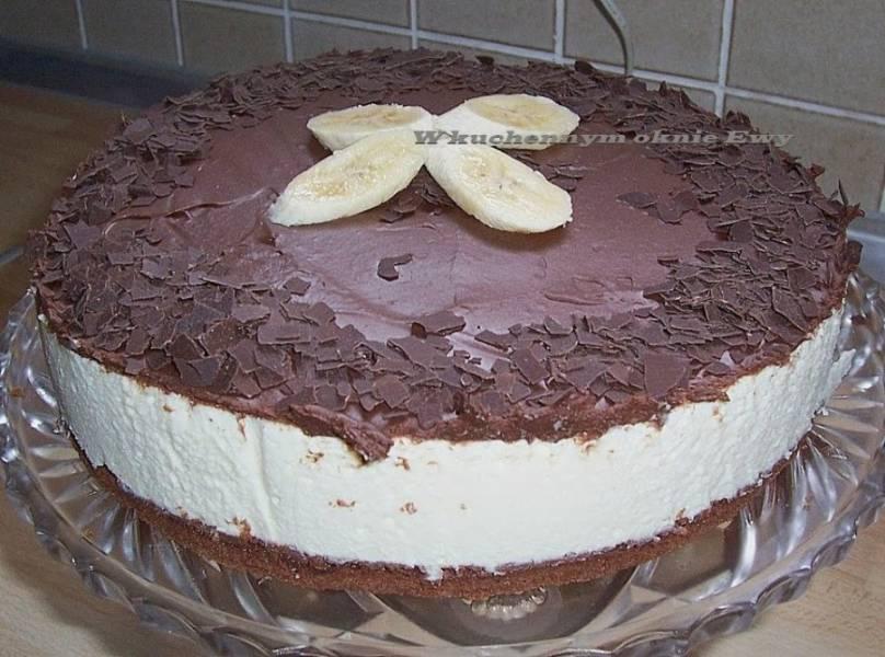 Pyszne ciasto bananowe