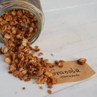 Witaminowo- energetyczna bomba pod postacią granoli