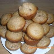 Żurawinowe muffinki
