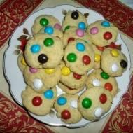 Ciasteczka w piegi Ani Starmach.