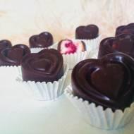 Zakochane lekkie czekoladki