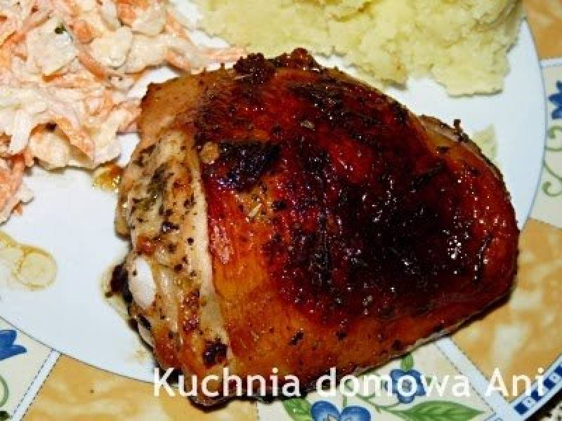 Przepis Na Kurczak Z Piekarnika Aromatyczny I Soczysty Kuchnia