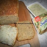 Chleb na zakwasie z dynią..ezoteryczne spotkanie przy piekarniku..