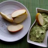 Awokado z jogurtem i jabłkiem - pyszne połączenie