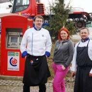Koszałkowo- plenerowe gotowanie z Radiem Plus i Wojciechem Harapkiewiczem