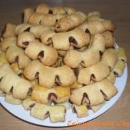 Ciasteczka grzebyki