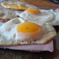 Królewskie śniadanie ;)