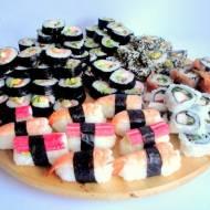 Sushi  poradnik krok po kroku