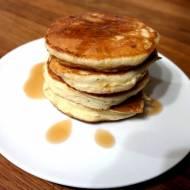Naleśniki amerykańskie (pancakes)