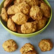 Karotki - ciasteczka marchewkowe z orzechami