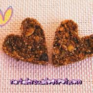 Zdrowe ciasteczka owsiane bez mąki