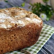 Najłatwiejszy chleb żytni na zakwasie