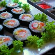 Sushi - Futomaki (Futo - Maki)