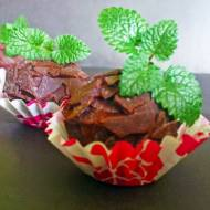 Domowe trufle czekoladowe.