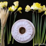 Ciambella z szafranem – włoska babka