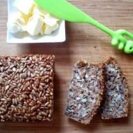 Chleb ziarnisty na zakwasie
