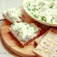 I know, it's cheesy but I miss Polish farmer's cheese.