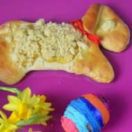 Baranki Wielkanocne bez foremek