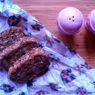 Chleb ziarnisty z żurawiną na zakwasie